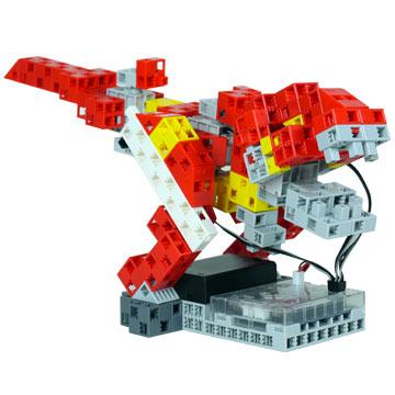 exemple de robot dinosaure T-Rex