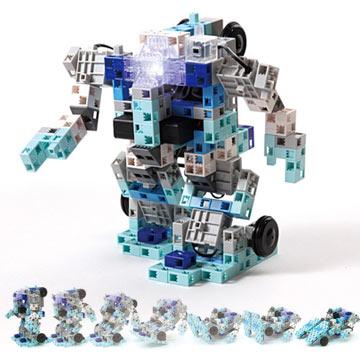 un robot capable de se transformer
